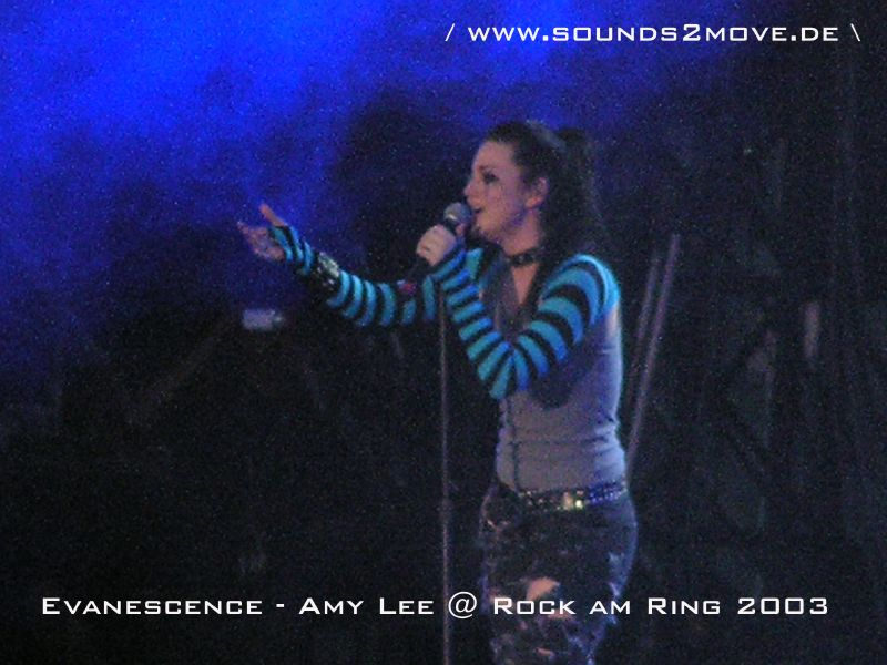 Evanescence Live At The Rock Am Ring