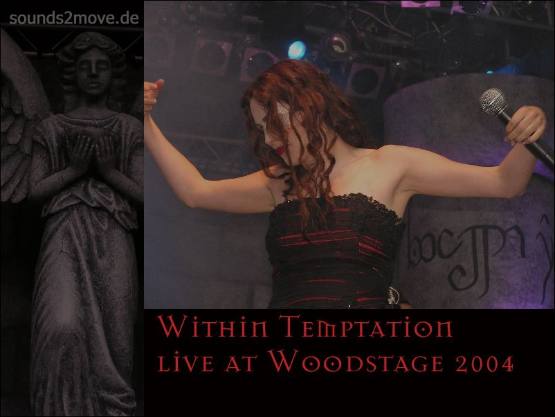 within temptation wallpaper. Within Temptation / Live